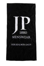 Ulla Popken Handtuch, Badetuch JP1880, Frottee, Baumwolle, Maße ca. 75 x 150 cm - Große Größen