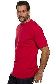 T-Shirt, gekämmte Baumwolle, Halbarm