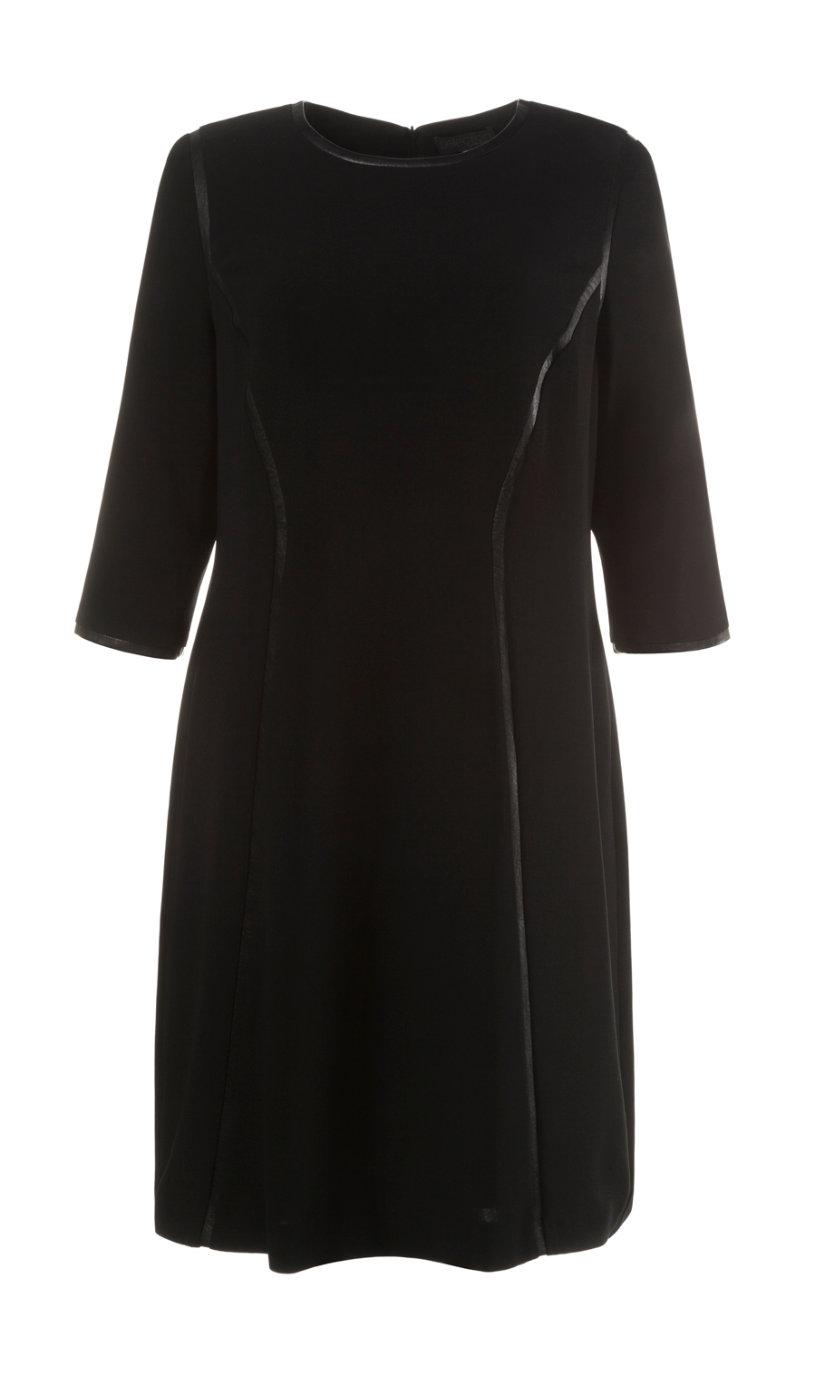 Ulla Popken jurk zwart