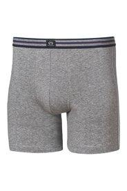 Ulla Popken Unterhose, lang, Longjohn, Hose, XLastic-Jersey, super elastisch, Ringelbund, Baumwoll-Mix - Große Größen