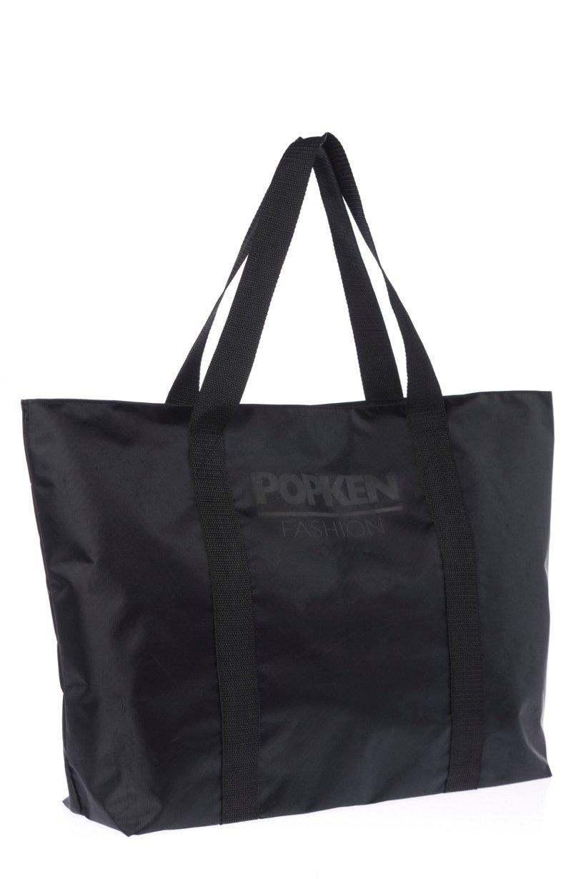 Ulla Popken Shopping Bag, Tragehenkeln, Reißver...