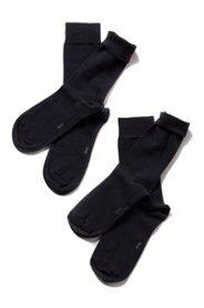 Ulla Popken JP1880 Socke, Doppelpack - Große Größen