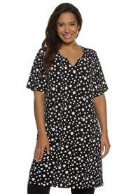 Ruhland Angebote Tunika-Kleid, Relaxed - Große Größen