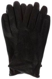 Ulla Popken Handschuhe, Echtleder, weiche Qualität - Große Größen