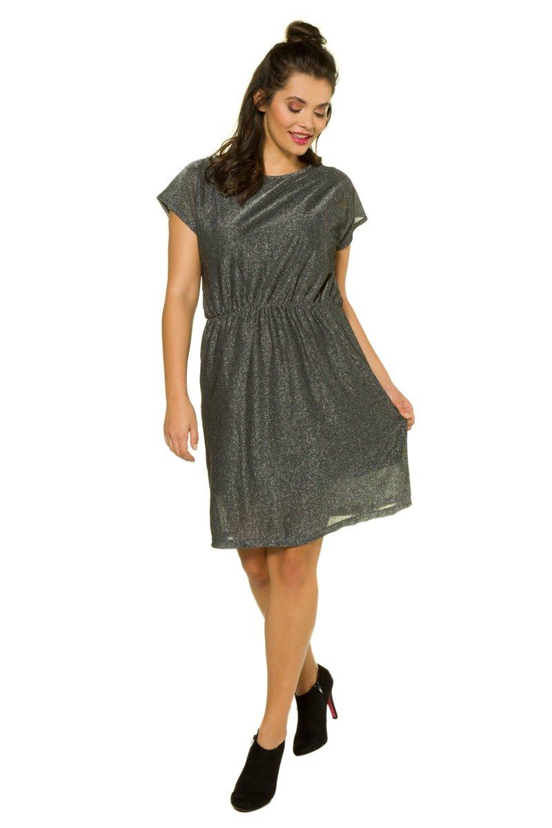 Kleid - Große Größen - broschei
