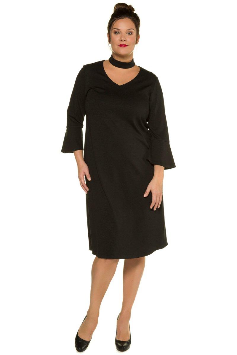 Kleid mit Choker - Große Größen jetztbilligerkaufen