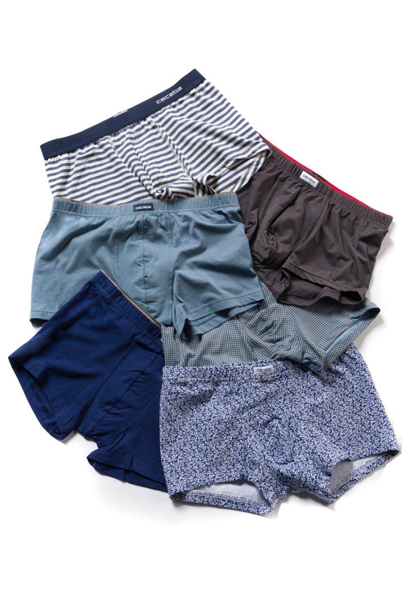 Pants-Wundertüte, Unterhosen 3er-Pack, ceceba - Große Größen jetztbilligerkaufen