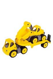 Mini camion et mini pelleteuse BIG