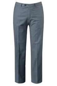 Textured Suit Pants