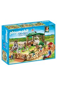 "PLAYMOBIL Children`s Petting Zoo ""City Life"""