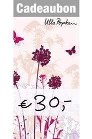 €30,- Waardebon